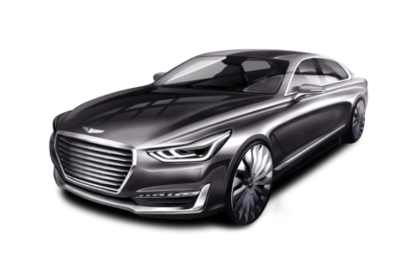 Изображение к статье Ремонт рулевой рейки Hyundai Genesis G90