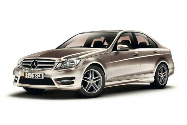 Изображение к статье Ремонт рулевой рейки Mercedes Benz C 180
