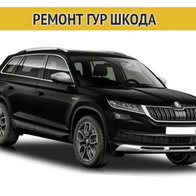 Ремонт ГУР Шкода